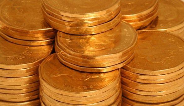 Kanadische Goldmünzen