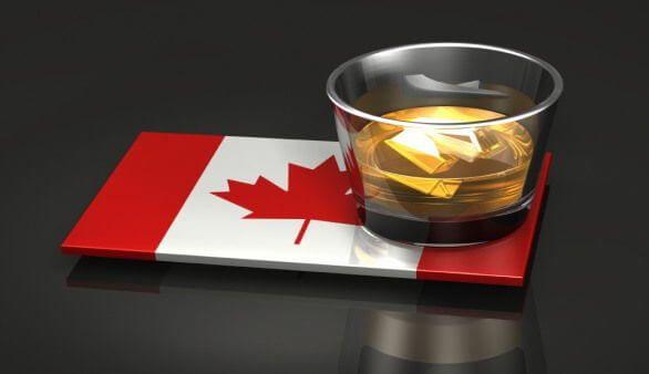 Whiskey aus Kanada