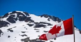 Kanadische Berge