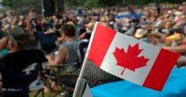 Menschen in Kanada