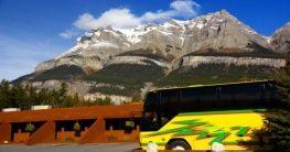 Busreisen in Kanada