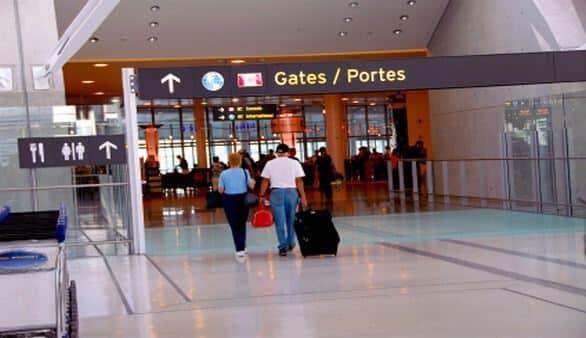 Flughafen in Kanada